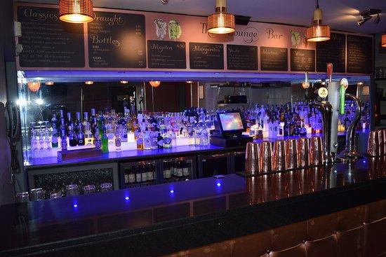 St. Asaph, UK: Lounge Bar