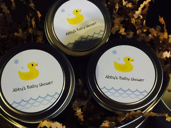 Lansdale, PA: Bridal & Baby showers favors as unique as you!