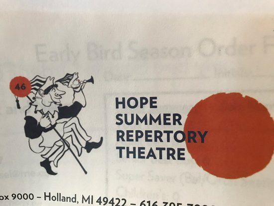 ‪The Hope Summer Repertory Theatre‬