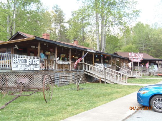 Pickens, Carolina del Sur: There are some mercantile shops along with restaurant