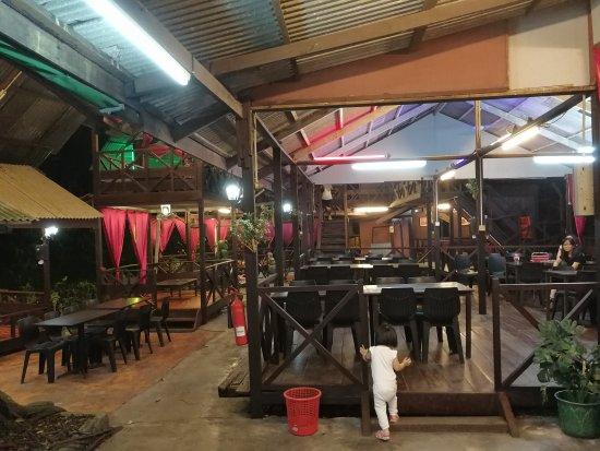 Restaurant anjung warisan picture of