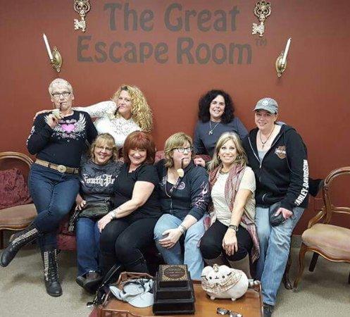 Mobile Escape Room New York
