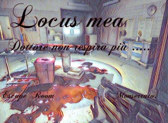 Locus Mea Escape Room