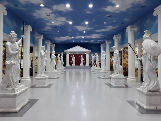 ‪Greek Mythology Museum‬