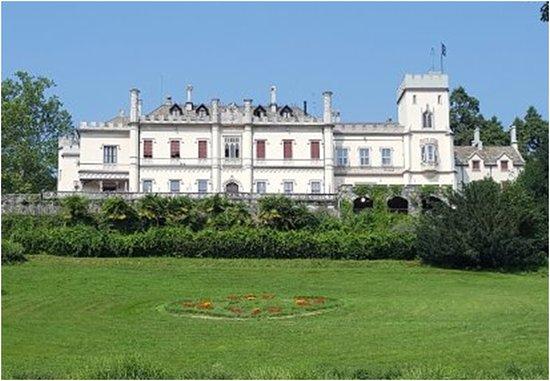 Oleggio Castello, Ιταλία: Il Castello Dal Pozzo