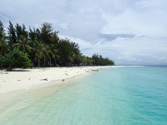 Kota Kinabalu District, Malásia: At Mantanani Island