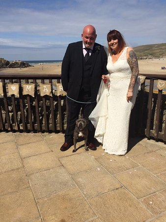 The Seiners Arms: Our amazing wedding with all our family and friends and we could bring our gorgeous girl with us