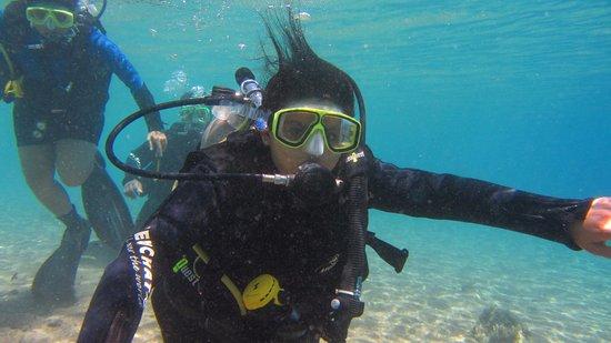 Deep Blue Divers Dahab: that is me