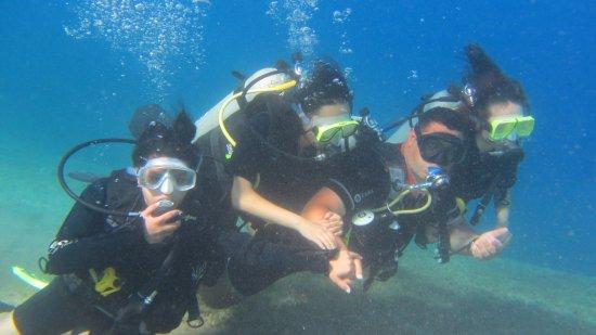 Deep Blue Divers Dahab: scuba experience