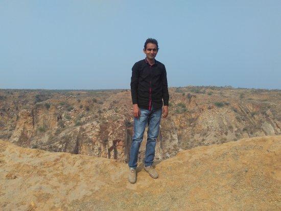 The Sohna Mines at Chahlka