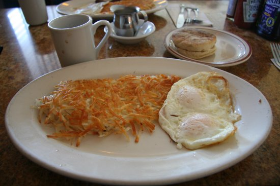 Norma's Family Restaurant: just eggs over easy