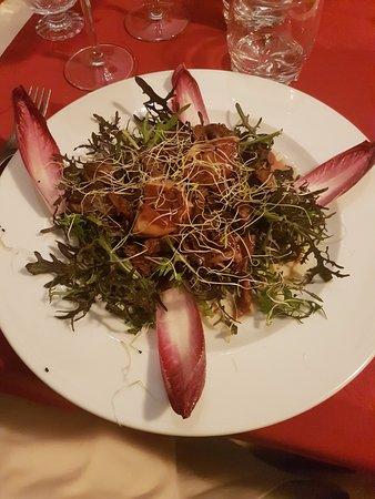 Herbignac, France: Salade tout canard