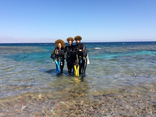 Dive Urge: Shore dive Abo Galuum