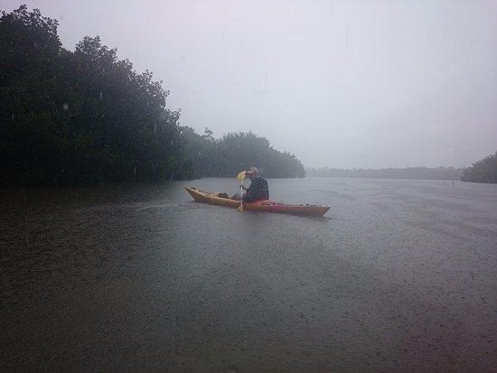 Ducos, Martinique: Un petit peu de pluie, et on aime ça !