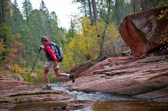 Τέμπε, Αριζόνα: West Fork Sedona Arizona Arizona Hiking Yoga