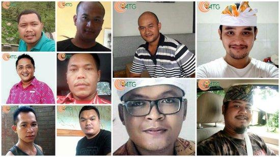 Tanjung Benoa, Indonésia: ATG Team Driver