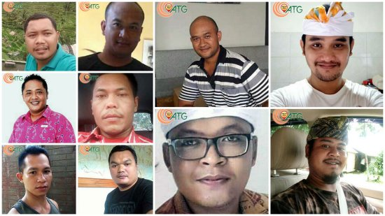 Tanjung Benoa, Indonesien: ATG Team Driver