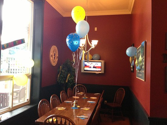 Walkerton, Canada: Birthday Party