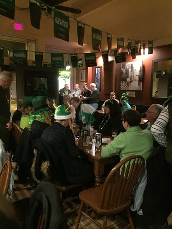 Walkerton, Canada: St. Patty's