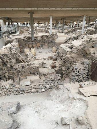 Akrotiri Archaeological Site : photo0.jpg