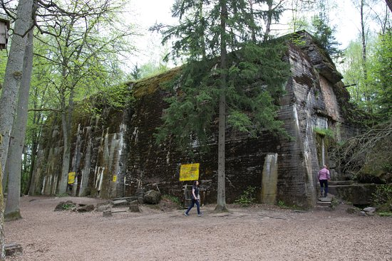 Gierloz, Poland: Единственный неразрушенный бункер