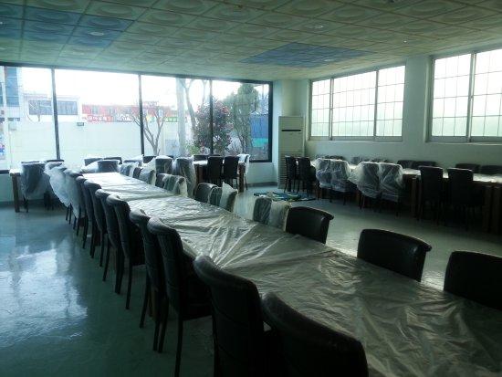 Suncheon, كوريا الجنوبية: 회의실 및 간이취사장