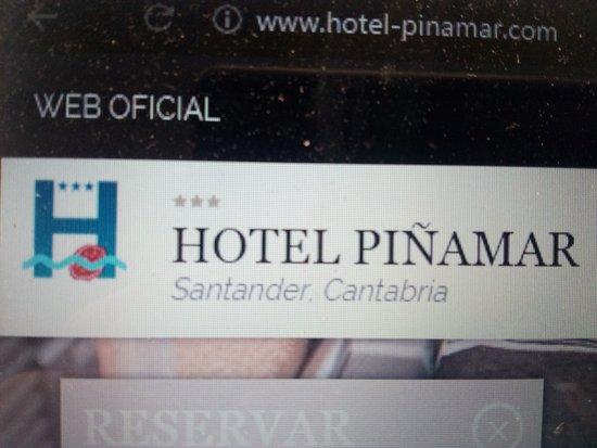 Hotel Pinamar: web de Hotel Piñamar