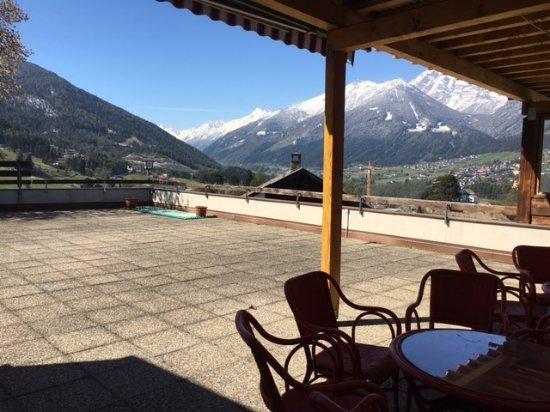 Mieders, النمسا: Terrasse