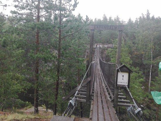Kouvola, Finlandiya: Тот самый мост