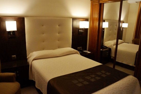Hotel Liabeny: My single room