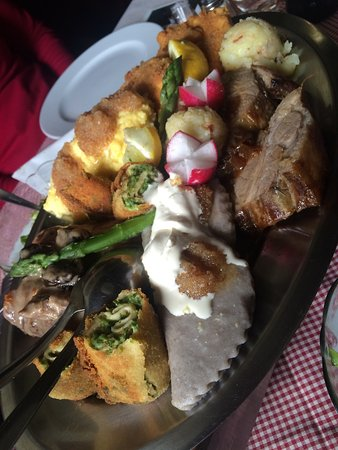Kamnik, Slovenia: Excellent tasty food!