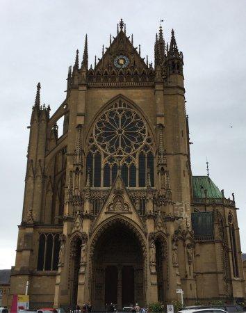 Metz Cathedral: Metz cathédrale