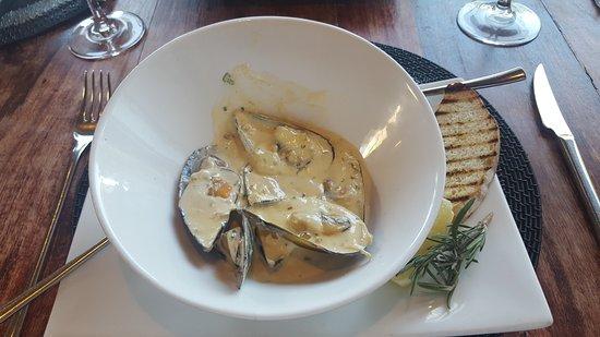Harkerville, Republika Południowej Afryki: Mussels