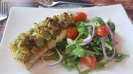 Harkerville, Republika Południowej Afryki: Lebanese inspired line fish