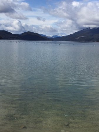 Whitefish, MT: A look at the lake