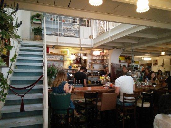 Puaa : Bar area