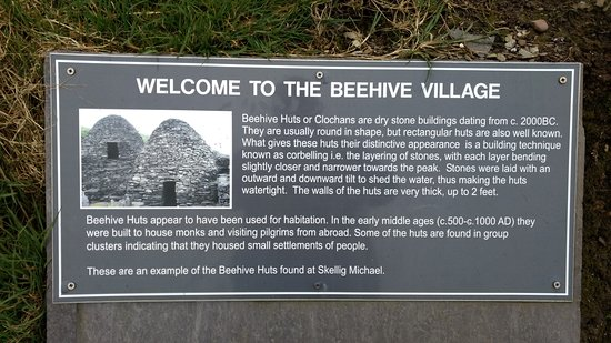 Portmagee, Ierland: Beehive Village