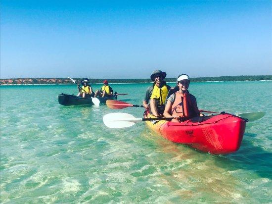 Denham, Australie : Wula Guda Nyinda Eco Adventures