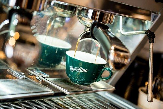 สเตจ, เดนมาร์ก: Cafe V'sit