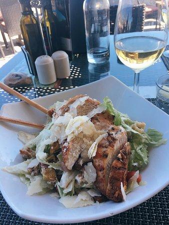 Dingli, Malta: Chicken Caesar Salad