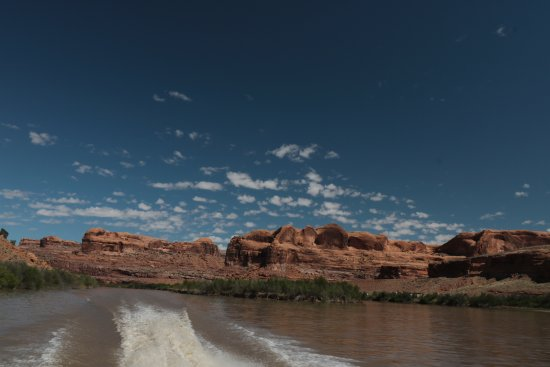 Canyonlands by Night and Day: along the Colorado