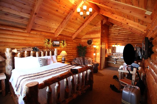Merveilleux Bryce Canyon Log Cabins Photo