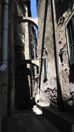 Italian Riviera, Italy: scorcio