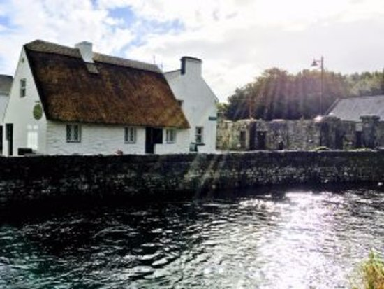 Cong, Irland: The Quiet Man Museum