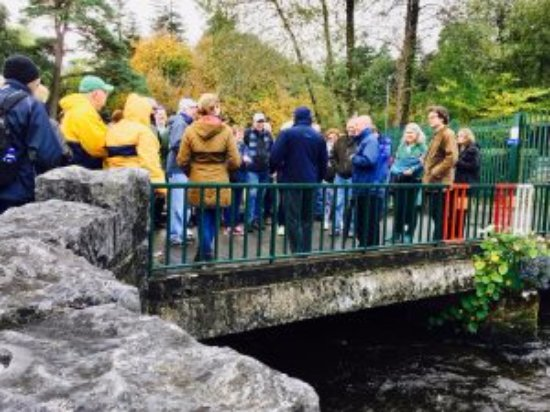 Cong, Irlanda: Welcoming visitors to The Quiet Man Country