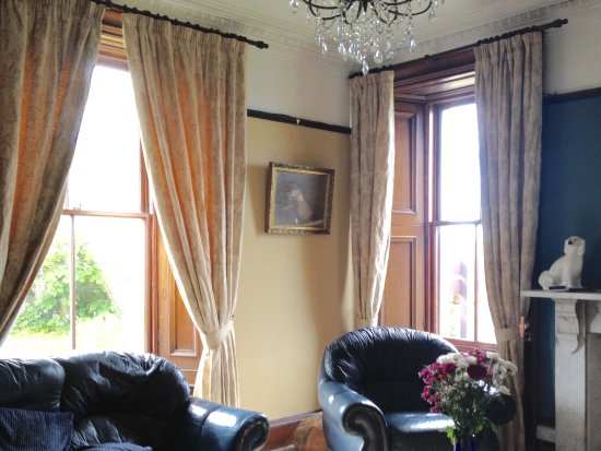 St. Margaret's Hope, UK: Residents lounge