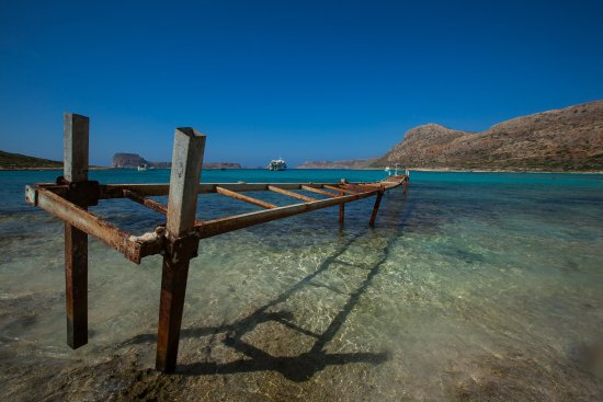 Balos Beach and Lagoon: Balos © Choukhri Dje