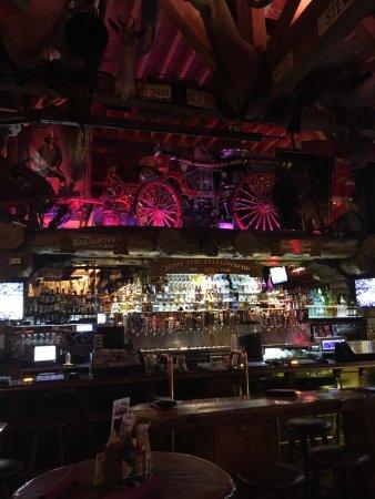 Carson City, NV: Near the bar