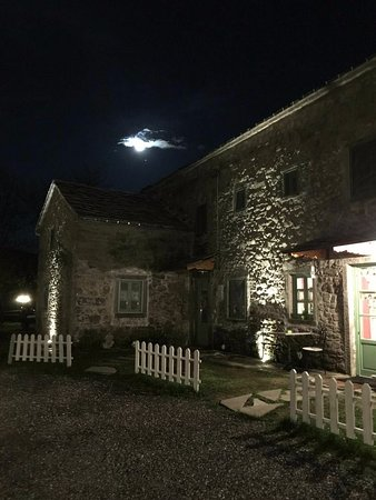 Абетоне, Италия: Il nostro agriturismo di notte