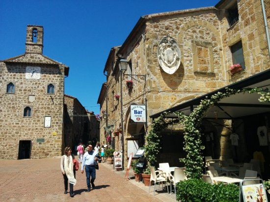 My Tuscan Style Tours: sovana